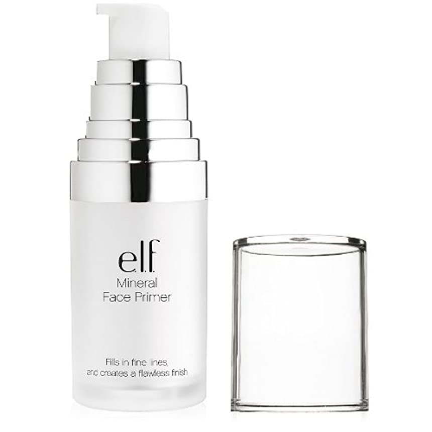 キー疲労飛躍(3 Pack) e.l.f. Studio Mineral Infused Face Primer - Clear (並行輸入品)