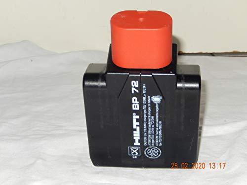 HILTI original Akku BP 72 Ersatzakku 24V/3,0Ah für Akkubohrhammer TE 5 A, der über 26,0V Spannung hat