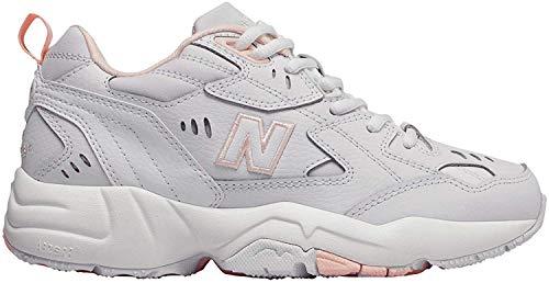 New Balance WX608WI1, Trail Running Shoe Womens, White Pink 249