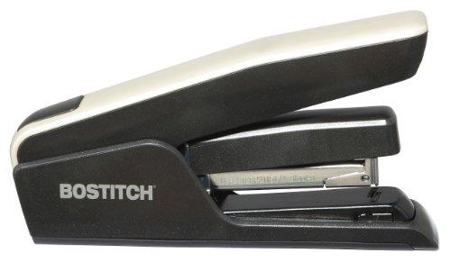 Bostitch EZ Squeeze 50 Sheet Desktop Stapler, Reduced Effort, Black (B850-BLK) Photo #11