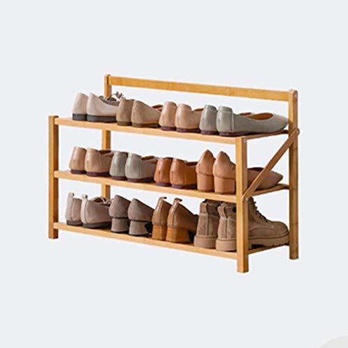 AIMCAE Organizador de Zapatero portátil, Zapateros de pie Plegables, Gabinete de Torre con Estante de Zapatos, Soporte de Zapatos de Almacenamiento apilable,6 Tier