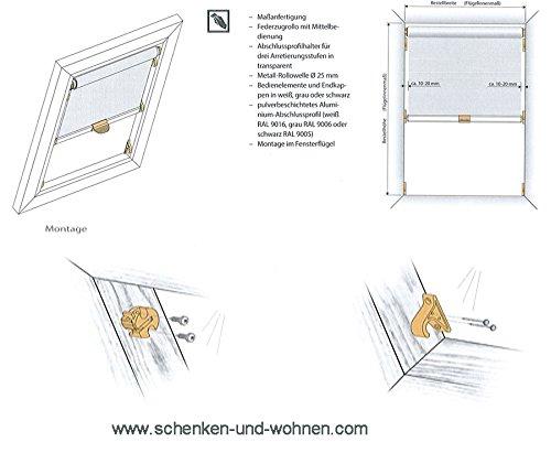 Dachfenster - Basis - Rollo, Stoff