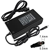 BE·Sell 19.5V 7.7A 150W Adpter Charger for Dell Alienware M14X M15X R2 M6300 M6400 XPS 15 L502X Gen 2 M1710, P/N:PA-5M10 J408P DA150PM100-00 ADP-150RB