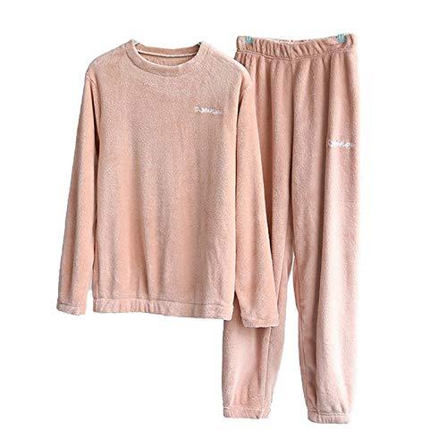Samt 2 Stücke Nachtwäsche Anzug 2020 Frauen Cute Pyjama Sets Tasche Sweatshirt...