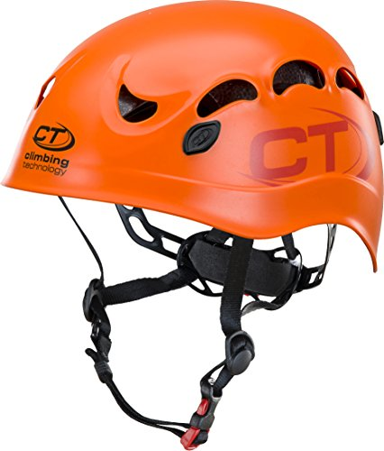 Climbing Technology Venus Plus Casque Unisexe – Adulte, Orange, 50-61 cm