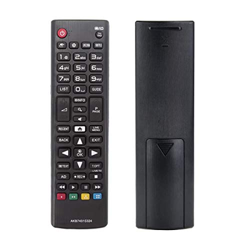 LMZMYTX Ersatz LG Fernbedienung AKB74915324 für LG Universal Smart TV Kompatibel mit Fernbedienung für LG AKB74915324