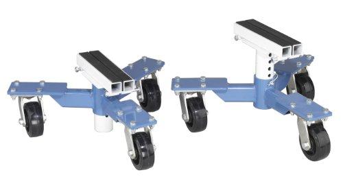 OTC Tools 1572 Car Dollies with 3,600 lbs Capacity - 1 Pair