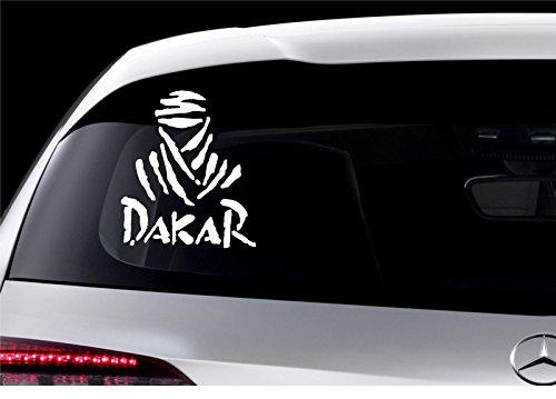 Grote Dakar Vinyl Sticker (30 x 20 cm)