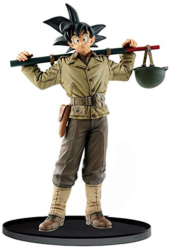 Banpresto Dragon Ball Z: World Figure Colosseum2 - Son Goku Vol 4 (Ver. A) (18cm) (82979)