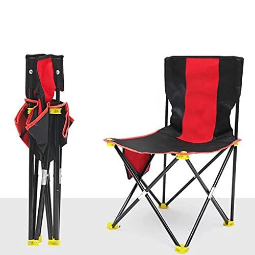 BPDD Silla Plegable para Acampar al Aire Libre Pintura para bocetos Silla...