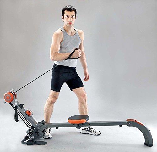 Body Sculpture BR3010 Rower Rudergerät Übungen