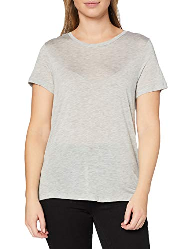 Wyred Vanya, T-Shirt Donna, Grau, Small