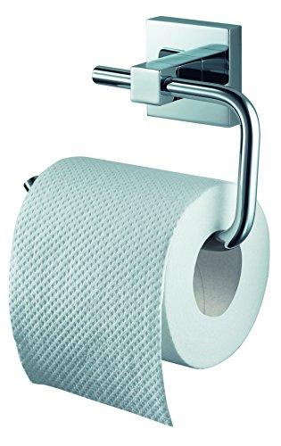 Haceka 28140110 Mezzo Chrome Dérouleur papier WC