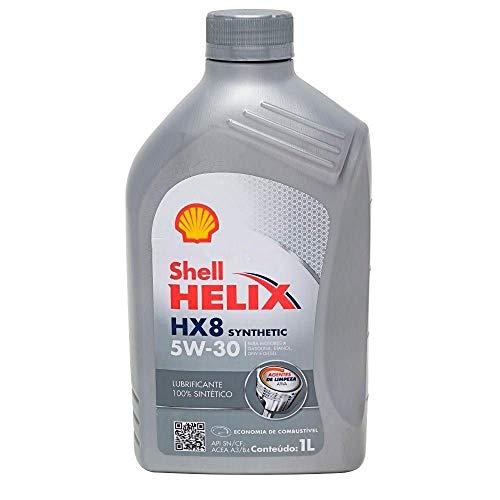 Óleo Lubrificante para Motor 5W30 SN GF5 Sintético Shell Helix HX8
