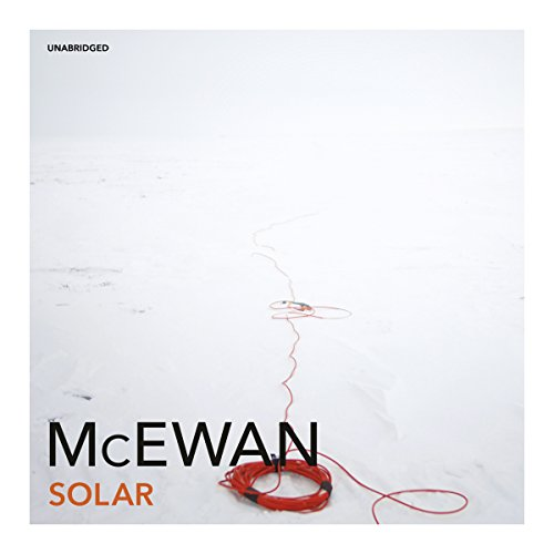 Solar audiobook cover art