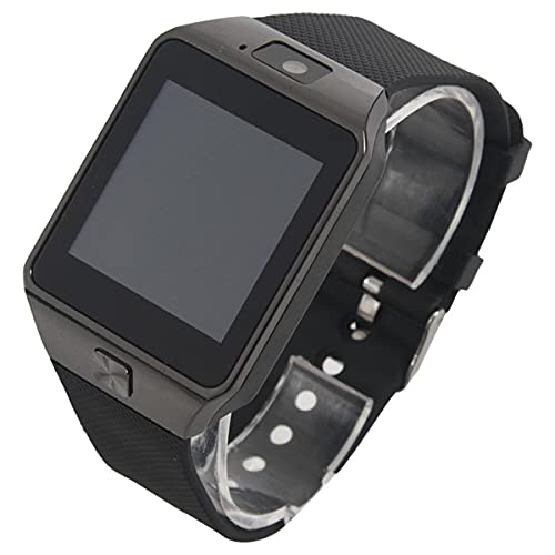 FUNYIN Orologio Intelligente per le Donne Uomini, 1.56 ″ TFT LCD Touch Screen DZ09 Bluetooth Smart Watch Fotocamera Telefono GSM SIM Per Android IOS