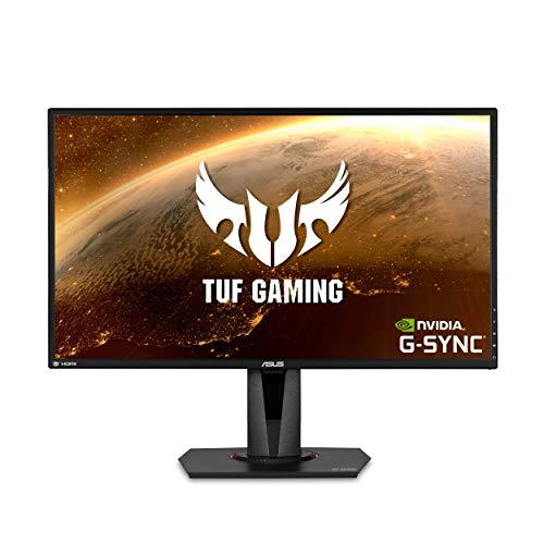"""ASUS TUF Gaming VG27AQ 27"""" G-SYNC Gaming Monitor 155Hz 1440p 1ms IPS Eye Care DP HDM (Renewed)"""