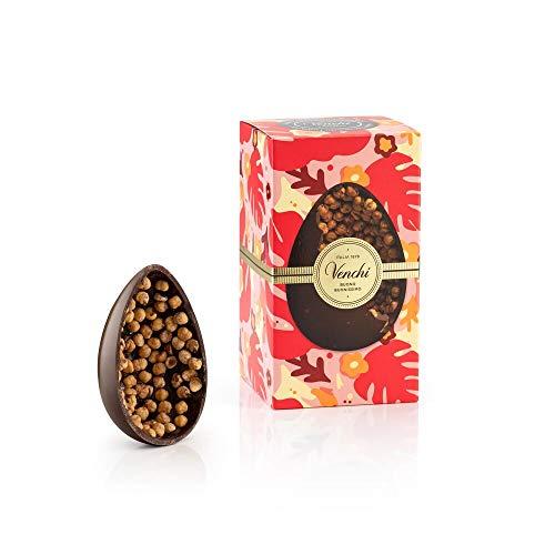 Venchi Uovo di cioccolato fondente Gran Nocciolato Piemonte 540g