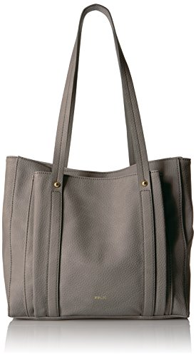 Relic by Fossil Women's Bailey Double Shoulder Handbag Purse, Color: Smoke,One Size