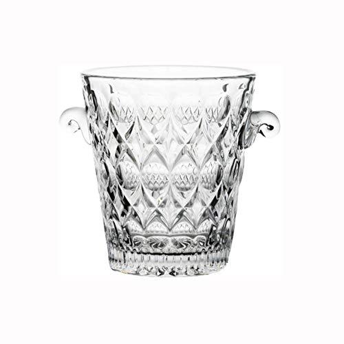 ECSWP JBJTBT Vetro Cristallo Ice Bucket Benna di Ghiaccio Champagne Bucket Bar KTV Benna di Ghiaccio del cubo di Ghiaccio Benna Gift Set Vino