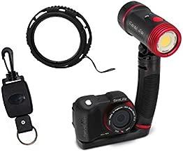 SeaLife Micro HD+ 32GB WiFi Underwater Camera Pro Set w/ Sea Dragon 2500F Light