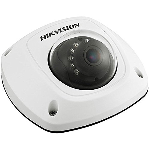 Hikvision IP Camera 4MP POE Dome 2.8mm WDR IR Day/Night DS-2CD2542FWD-IS HD 1080P IP67 Waterproof Firmware Upgradeable Eziview (Renewed)