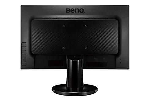 BenQ GL2460 60,9 cm (24 Zoll) Monitor (VGA, DVI, 2ms Reaktionszeit) schwarz