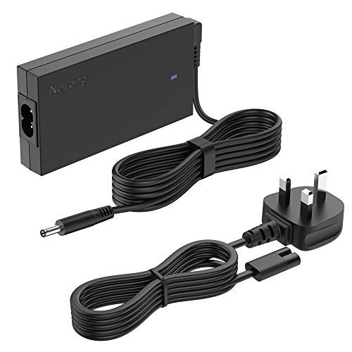 19.5V 3.34A 65W Laptop Charger for Dell la45nm140 Inspiron 13 15 5000 5378 5482 5559 5567 5570 5580 5759 5770 7570 Latitude 3500 3590 Vostro 15 3000 3558 3559 5471 XPS 13 9360 - Connector 4.5 x 3.0mm