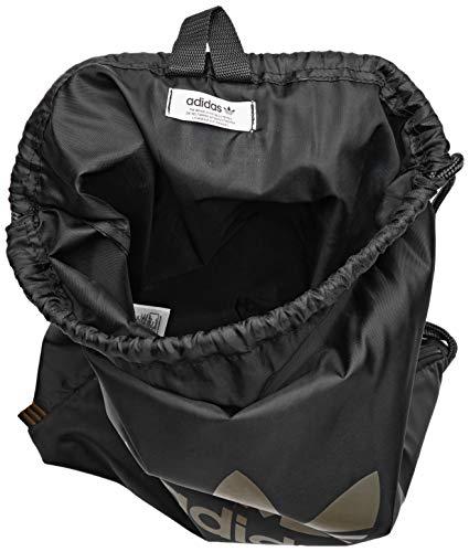 adidas Gymsack Trefoil Bolsa de Gimnasio Unisex adulto (Pack de 1)