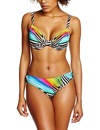 Sunflair Rainbow - Bikini para mujer Multicolor 99 36B