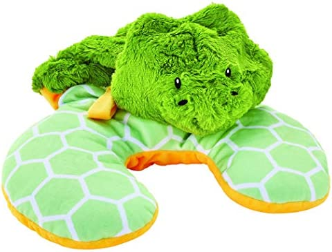 Animal Adventure Popovers Travel Pillow Green Alligator Transforms from Character to Travel product image