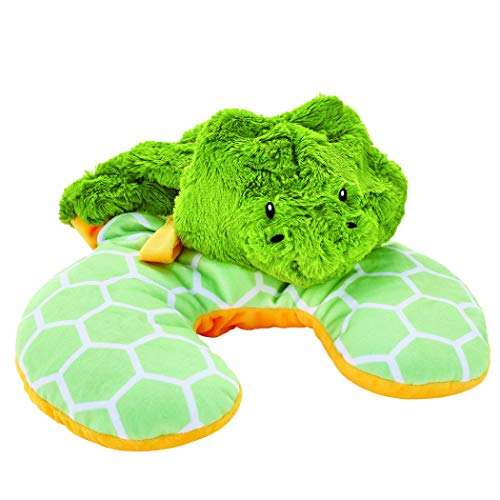 Animal Adventure Popovers Travel Pillow   Green Alligator   Transforms from Character to Travel...