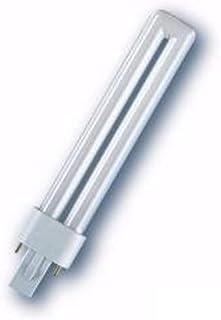 Osram Dulux S 9 W 830, warm wit 2P G23
