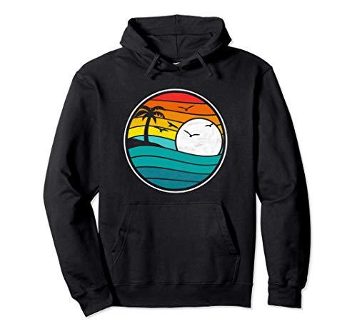 Retro Eighties Beach & Surf Graphic 80