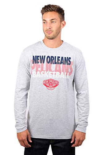 Pelicans long sleeve pullover