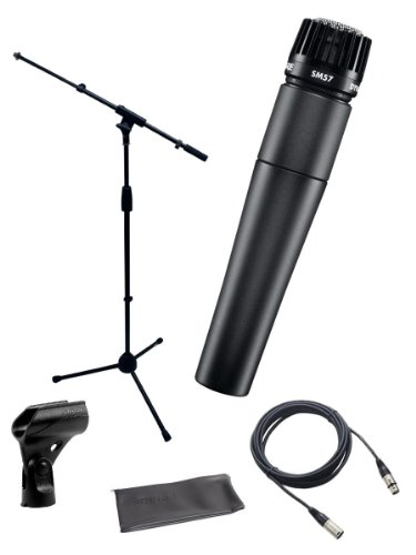 dynamic microphone package - 1