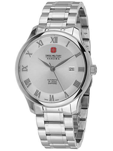 Swiss Military Hanowa 06-5299.04.001 - Reloj automático para hombre, 41 mm, 10 ATM