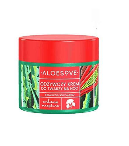 Aloesove nourishing night face cream 50ml