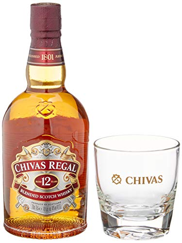 Chivas Brothers Chivas Regal 12 Years Old Blended Scotch Whisky (1 x 0.7 l)