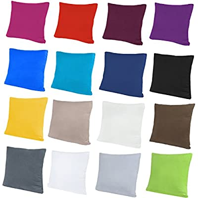 Pack Jersey Cushion Covers Pillow