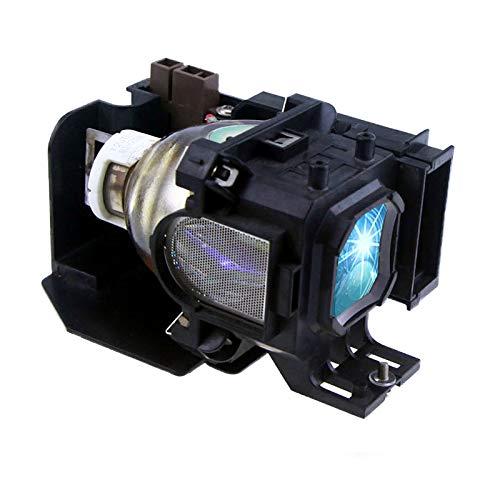 Huaute VT85LP Lámpara de proyector de Repuesto con Carcasa Compatible para proyectores NEC VT480 VT490 VT491 VT495 VT580 VT590 VT595 VT695