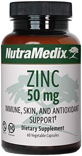 Nutra Medix Zinc 50mg 60cap