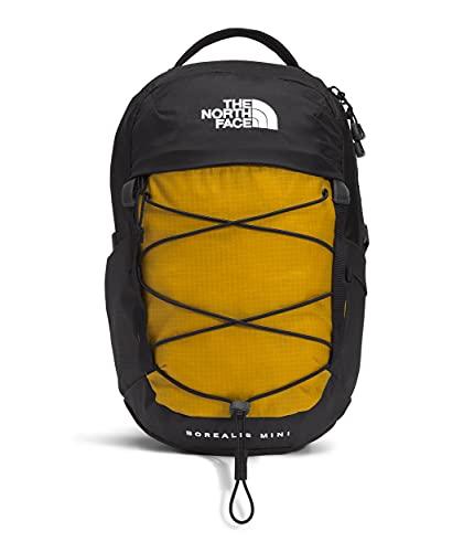 The North Face Borealis Mini Backpack, Arrowwood Yellow/TNF Black, OS