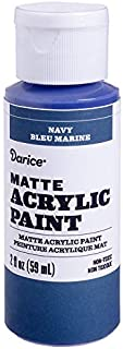 Best matte navy blue paint Reviews