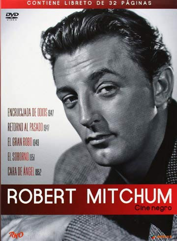 Robert Mitchum Collection - 5-DVD Boxset ( Crossfire / Out of the Past / The Big Steal / The Racket / Angel Face ) [ Spanische Import ]