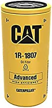 Caterpillar 1R1807 1R-1807 Engine Oil Filter Advanced High Efficiency Multipack (Pack of 5)