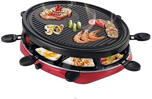 Multifunc Hot Pot / Pan barbacoa, Multifunción eléctrica doméstica Grill, Grill Barbacoa...