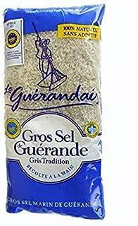 Le Guer andais sal gruesa Sal marina gruesa 800 g