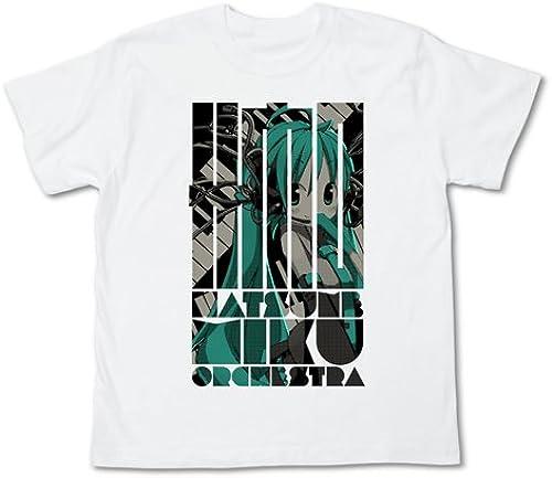 varios tamaños Hatsune Miku Orchestra HMO  RDN  T-shirt blanco blanco blanco Talla  XL (japan import)  tienda en linea