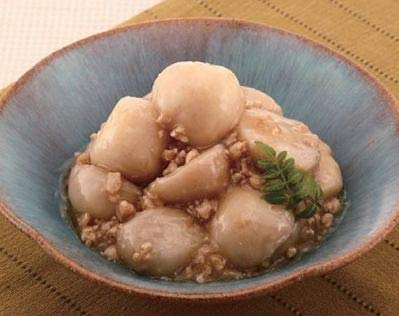 里芋の鶏そぼろあん 1kg (nh831562)
